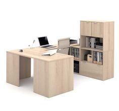 Picture of Bestar 150879 U-Shaped Desk