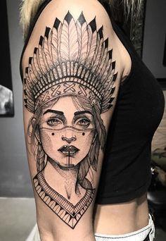 Tatuagens Femininas → 467 fotos para se inspirar (2018)