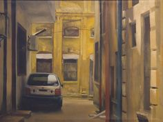 Dhuhr,2013,Oil on Canvas,18 by 24 Inches