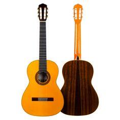 #Guitarra #Flamenca Felipe Conde FP14 Palosanto. Guitarra artesanal profesional. Pedidos online en #ElFlamencoVive