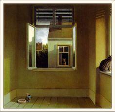 A Summer Night's Melancholy - Michael Sowa