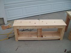 Entryway Storage Bench Plans 103 2306 Ideas
