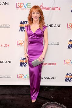 Kathy Griffin Photos Photos - Comedian Kathy Griffin attends the 24th Annual Race To Erase MS Gala at The Beverly Hilton Hotel on May 5, 2017 in Beverly Hills, California. - 24th Annual Race To Erase MS Gala - Backstage