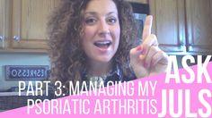 Ask Juls: Part 3 Toxins - Managing My Psoriatic Arthritis Autoimmune Arthritis, Inflammatory Arthritis, Psoriatic Arthritis, Arthritis Remedies, Avascular Necrosis, Holistic Health Coach, Bad Life, Natural Cures
