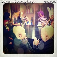 What We Saw From the Piano Bar is a collection of jazz-infused catchy, hooky pop songs from gravelly-voiced singer-songwriter-pianist Alissa Musto. It's an exceptional collection of songs from the current, reigning Miss Massachusetts that'll appeal to a broad range of music fans.