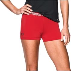 Under Armour Women's HeatGear Armour Compression Shorts - Dick's Sporting Goods