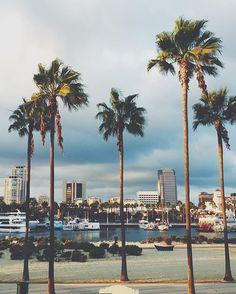 We're roaming around Long Beach today
