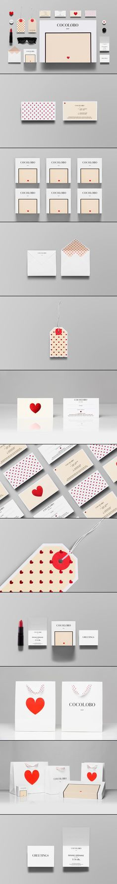 Sweet Cocolobo #identity #packaging #branding PD