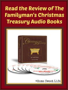 The stories are all different and all fun but they all have one thing in common. Christ is the center of Christmas.  #hsreviews #christmas #Audio #audiobook #digital #familymanministries