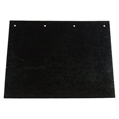 All-State Industries 017516-01-000 Rubber Mud Flap 18 Inch by 14 Inch - Review