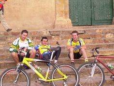 Not the best quality pic, not the best bikes, but a lot of memories! our first bicycle adventure 10 years ago, where all started! Bogotá - Villa de Leyva, now one of our most beautiful and beloved tours