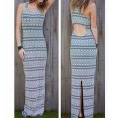 Maxi Dress $80.00