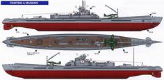 11 Secret Weapons Developed By Japan During World War 2 Air Craft carrying Super Subs