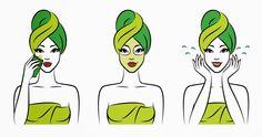 Un masque anti points noirs – tutoriel – recette – DIY – MoiJeFais Beauty Make Up, Diy Beauty, Beauty Hacks, Healthy Beauty, Health And Beauty Tips, Diy Masque, Beauty Corner, Facial Care, Beauty Recipe