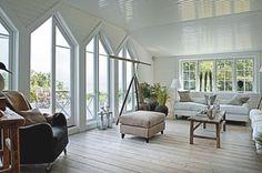 desde my ventana: summer house in denmark