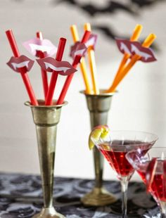 FREE Vampire-Themed Party Printables  #halloween #partyideas #party #drinks #cocktails #recipes #freeprintables
