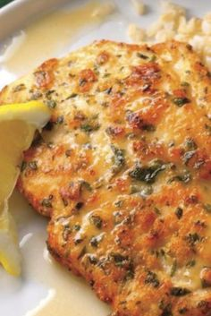 Chicken Piccata with Lemon Sauce - Recipes Note