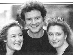 Colin Firth and cast of Pride & Prejudice Bbc, Winchester, Movie Stars, Movie Tv, Jane Austen Movies, Ella Enchanted, Becoming Jane, Isabel Ii, Best Novels