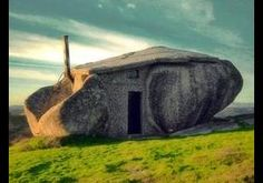 Casa do Penedo, Fafe Mountains, Portugal - In Photos: 10 Cool Camouflage Homes - Forbes