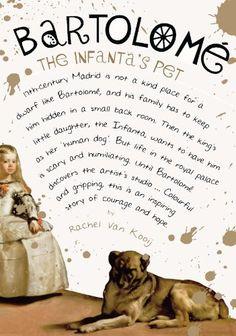 Bartolomé: The Infanta's Pet: A Dog's Life in the Infanta's Court by [van Kooij, Rachel, Parkinson, Siobhán] Coffee Colour, Cool Jackets, Dog Life, Real Life, Novels, Pets, Books, Van, Nice
