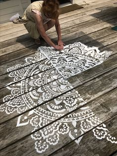 mandala stencils holy mandala D. make your own mandala www. - - mandala stencils holy mandala D. make your own mandala www.mandala-stenc… Wohnideen mandala stencils holy mandala D. make your own mandala www. Garden Projects, Wood Projects, Woodworking Projects, Woodworking Wood, Garden Ideas, Craft Projects, Stencils Mandala, Make Your Own, Make It Yourself