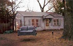 Redneck porch swing!