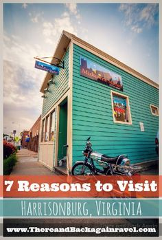 Harrisonburg is an amazing, hip, artsy mid sized city in Virginia with a SUPER small town feel! Here are the best things to do if you visit Harrisonburg Virginia. Travel With Kids, Family Travel, Family Trips, Family Vacations, Travel Around The World, Around The Worlds, Harrisonburg Virginia, Virginia Is For Lovers, Top 5