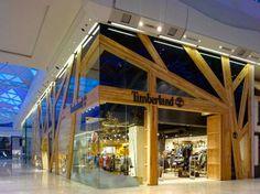 La tienda Timberland en Westfield London, un ejemplo perfecto de la herencia y valores de la marca