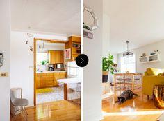 Before & after kuchni - Lovingit.pl