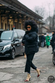Julia Sarr-Jamois by STYLEDUMONDE Street Style Fashion Photography FW18 20180223_48A7717