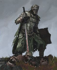 Knight Knight, Edward Delandre on ArtStation at https://www.artstation.com/artwork/knight-knight