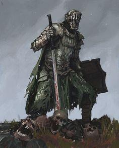 Knight Knight, Edward Delandre on ArtStation at https://www.artstation.com/artwork/knight-knight