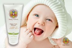 Sometimes it's the more practical gifts at a baby shower a mom will learn to appreciate. Check out Baby Mantra's line of all natural skin care products. PSST...We're also giving away a bundle this week to 5 lucky readers!
