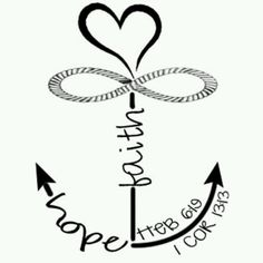 ... of hope tattoo anchor tattoo ideas cross anchor tattoo faith love hope