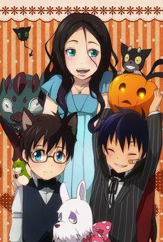 Ao no Exorcist #anime
