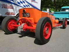1926 Model T Lakes Modified