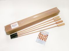 Dough Boy Sticks - I could make these with dowels.