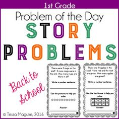 FREE story problems