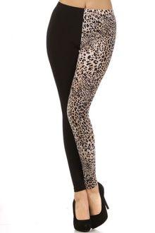 Bipolar Cheetah Leggings