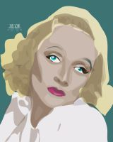 *-*Marlene Dietrich by auzzz24