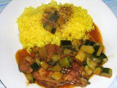 Ratatouille, Grains, Ethnic Recipes, Food, Dish, Kitchens, Eten, Seeds, Meals