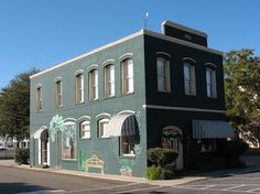 Old Bank of Camden County St Marys GA by POsrUs, via Flickr