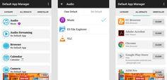Default App Manage Lite
