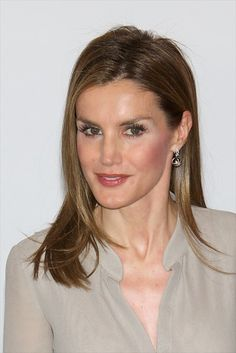 Queen Letizia of Spain Photos - Princess Letizia of Spain attends the Fashion National Awards 1st edition at the Reina Sofia Museum on June 6, 2014 in Madrid, Spain. - Fashion National Awards