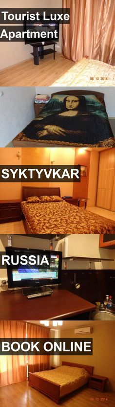 Tourist Luxe Apartment in Syktyvkar, Russia. For more information, photos, reviews and best prices please follow the link. #Russia #Syktyvkar #travel #vacation #apartment