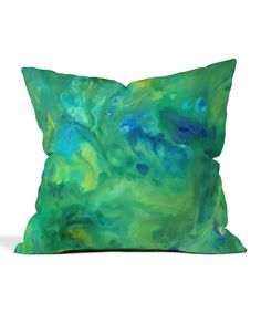 Take a look at this Rosie Brown Jungle Fever Fleece Throw Pillow today!