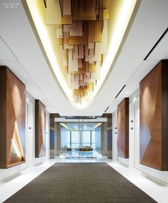 For this white-shoe law firm, founded in Los Angeles, Interior Design Hall of Fame member Lauren Rottet has completed 15 offices worldwide.