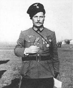 Cossack General Ivan Kononov - Wehrmacht