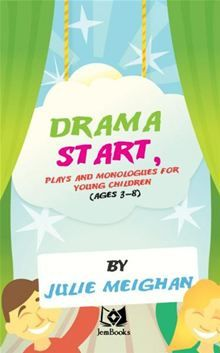 'Drama Start' is a collection of drama activities, including games, role playing ideas, action poems, plays and monologues, suitable for children between the ages of 3 and 8. It can be used in Early…  read more at Kobo.