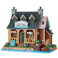Lemax Village Collection, Lemax Christmas Village Lighted Houses ...
